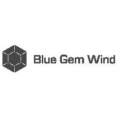 Blue Gem Wind logo